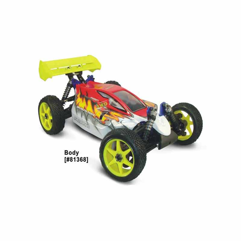 RC CAR ACCESSORIES 81368 BODY SHELL 37.5*22.5 FOR HSP 1/8 SCALE REMOTE CONTROL BAZOOKA BUGGY CAR 94081 94081GT 94081GT-E9 rc car spare parts accessories body shell 37 5 22 5 for hsp 1 8 scale remote control bazooka buggy car 94081 94081gt 94081gt e9