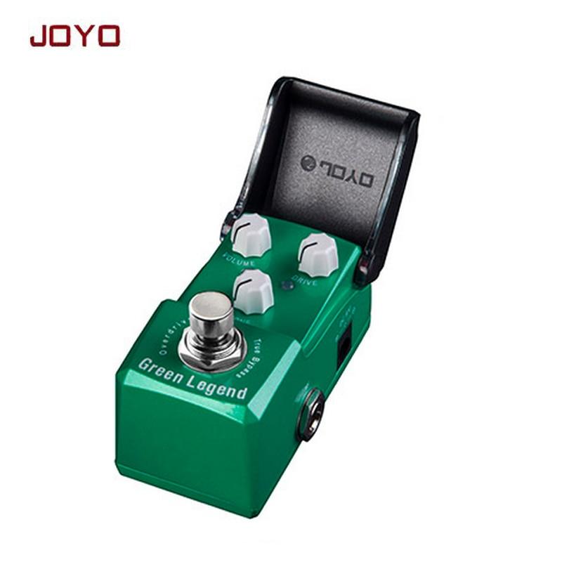 JOYO JF-319 high gain tube overdrive guitar effect pedal overdrive stompbox High-power overdrive booster copy TS-9 ture bypass