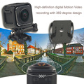 SDW720 Multifunctional Single Path 1080P Panoramic Camera Wifi Action HD Waterproof Sports Driving VR Camera Black