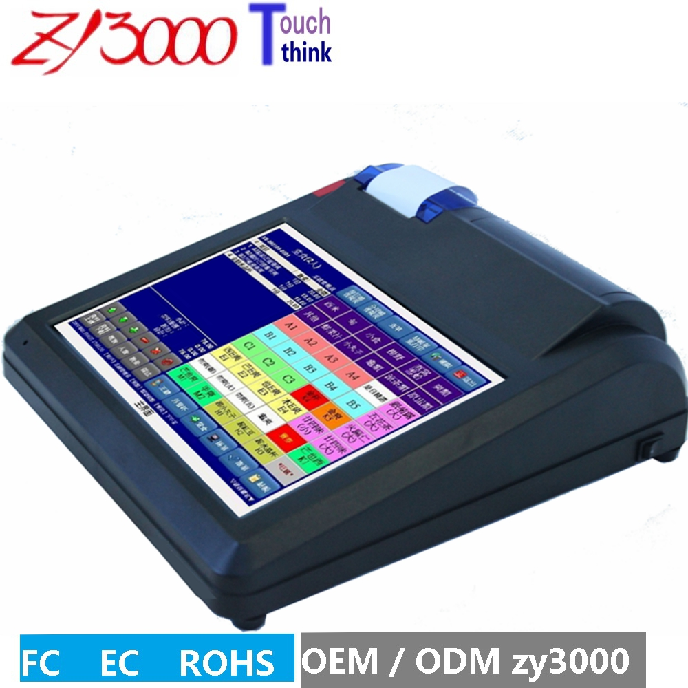 2017 Promotion Stock Ordenador Hmi New 12 Have Customer Display All In One Capacitive Touch Screen Android Pos Terminal pws5610t s 5 7 inch hitech hmi touch screen panel human machine interface new 100% have in stock