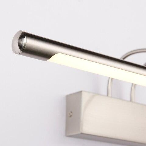 no banheiro incrivel moderno led espelho interruptor