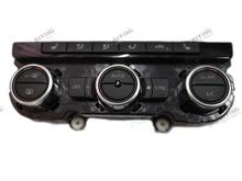 35D 907 044 A Climatronic Air Condition Control Switch Panel AC Seat Heater For VW Passat B7 CC Tiguan Golf 6 35D907044A