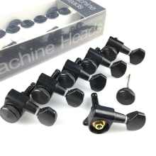Black Guitar Locking Tuners Guitar machine head JN-07SP lukk