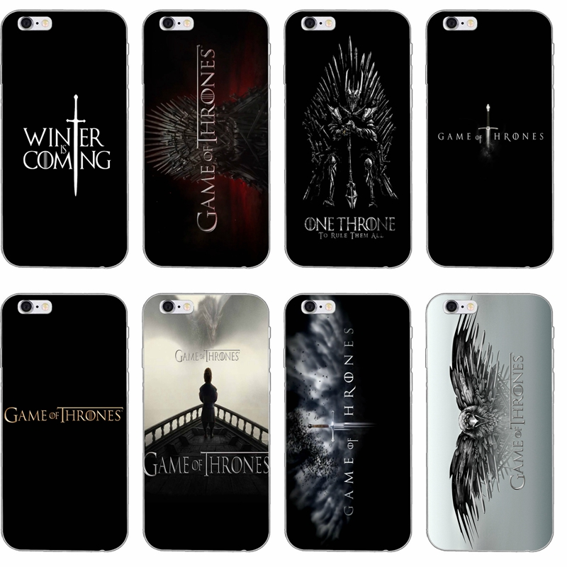 Game of Thrones One Throne iphone case