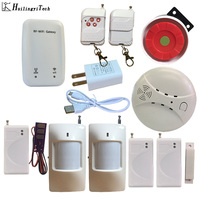 WIFI Alarm System English Russian Spanish German Polish Italian French Android IOS APP