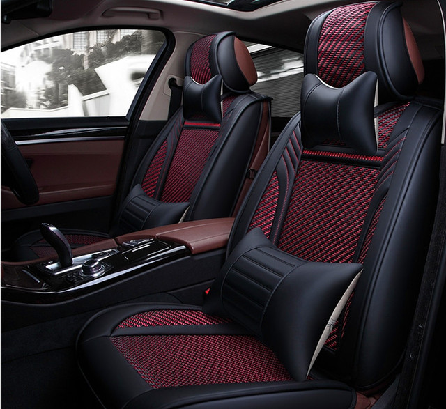 good quality  u0026 free shipping  full set car seat covers for ford ecosport 2017 2013 fashion