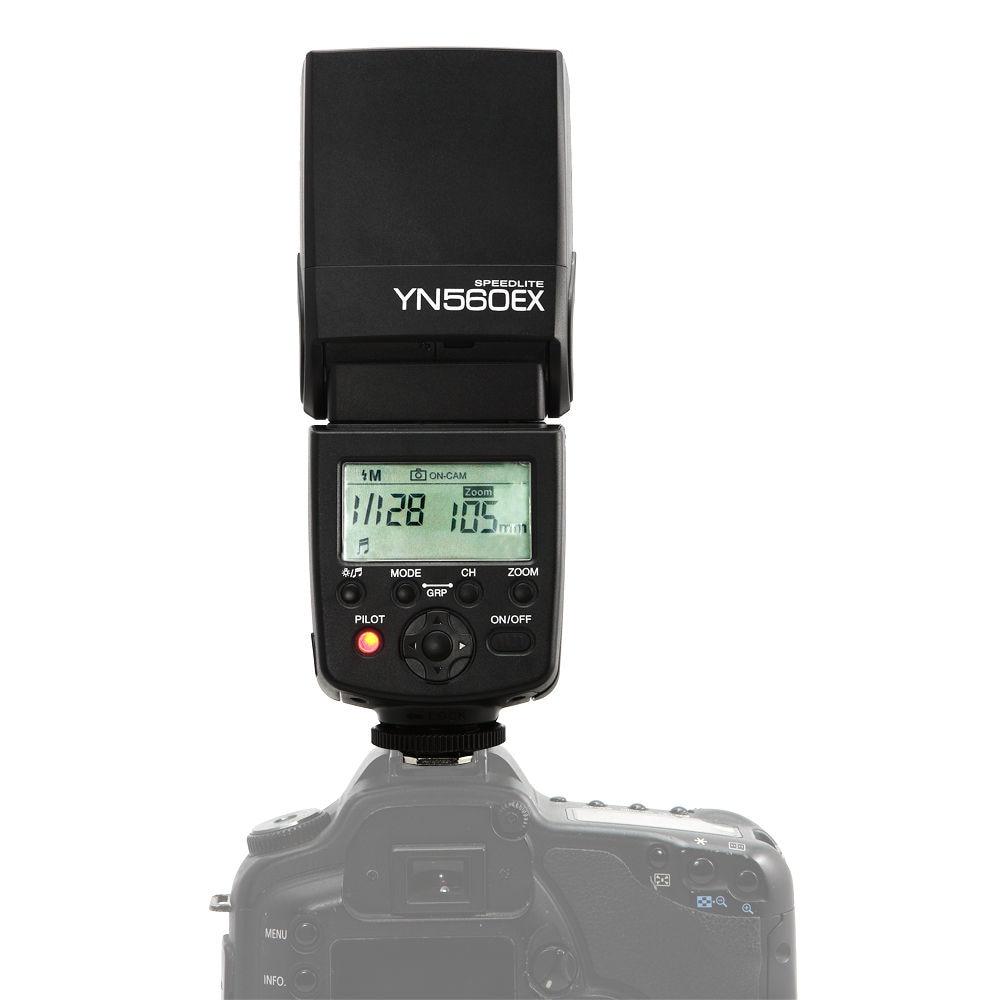 Yongnuo YN-560EX YN560-EX TTL Φλας Speedlight Για Canon Για - Κάμερα και φωτογραφία - Φωτογραφία 4