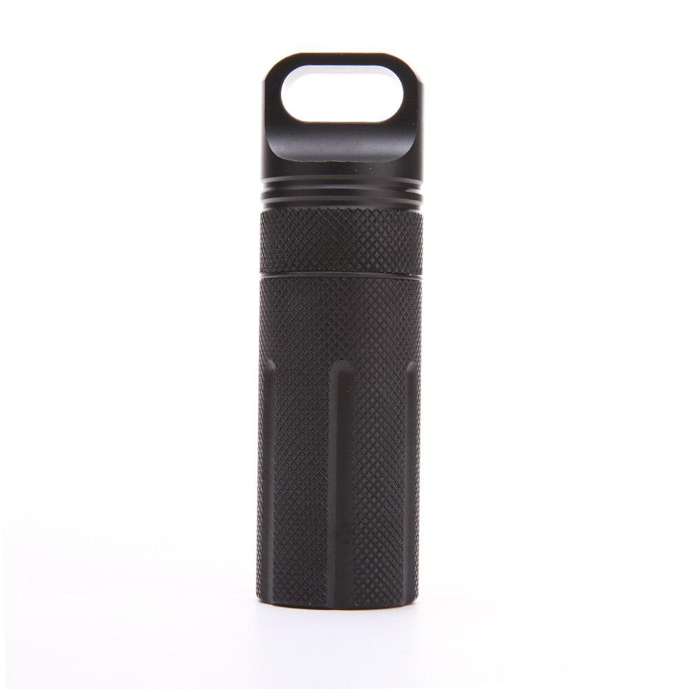 8579daa3c ̿̿̿(•̪ )Útil Pílula EDC Sobrevivência À Prova D  Água Jogo Caso ...