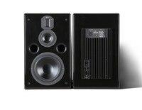 DM320 8 inch Three way Active Monitoring Speakers Hifi Speaker 8 inch Bass 4 inch Midrange Aluminum Treble
