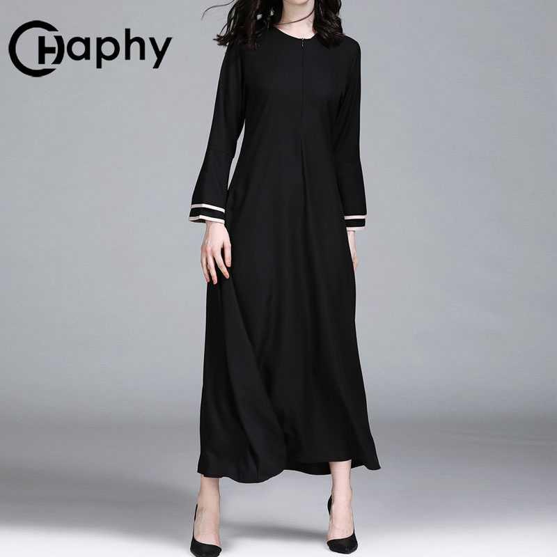 01088572124 Расклешенный рукав Мусульманский платье для молитвы Инди фолк мусульманский  А-силуэт большие качели платье для