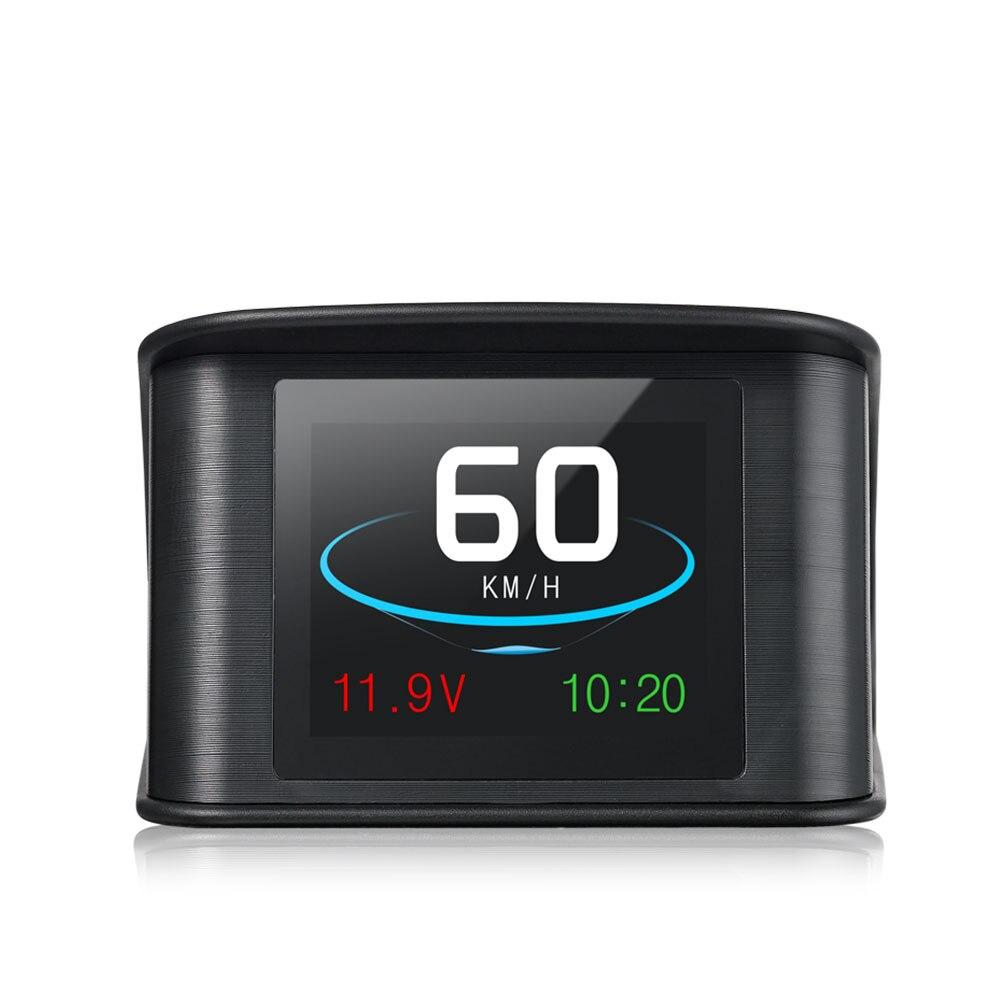 Digital-Meter Performance-Test Universal Brake Smart GPS HUD Head-Up-Diaplay Competitive-Mode
