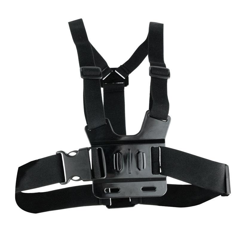 Adjustable Camera Chest Belt Strap Mount Harness for Gopro Hero 4s/4/3+3/2/1 sj7000 Sport Action Camera Accessories GP26B GDeals 3 8mm lens 1 2 3 sensor 12megapixel s mount low distortion for dji phantom 3 aerial gopro 4 camera drones