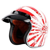 Hot Sale TORC T50 Helmet Vintage 3 4 Half Motorcycle Helmet Open Face Jet Moto Helmet