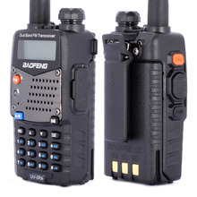 Baofeng UV-5RA walk talk Pofung For Police Walkie Talkies Scanner Vhf Uhf Dual Band Cb Ham Radio Transceiver DE Plug