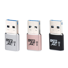 Card Reader Adapter Super Speed 5Gbps USB 3.0 Micro SDXC Micro SD TF T-Flash Card Reader Adapter
