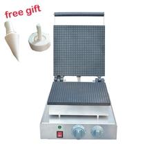 fy2209A квадратный мороженое пекарь для Вафельных трубочек устройство для изготовления рулетов