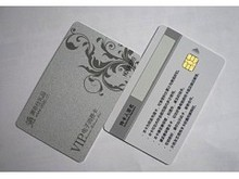 500pcs/lot SLE5542 SLE4442 Printing Contact IC Card printable cards business card VIP card