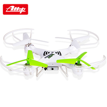Attop YD-212 RC Helicopter Quadcopter 2.4G Wifi FPV Phone Remote Control Drone With HD Camera For Android Or IOS Gift Battery#N