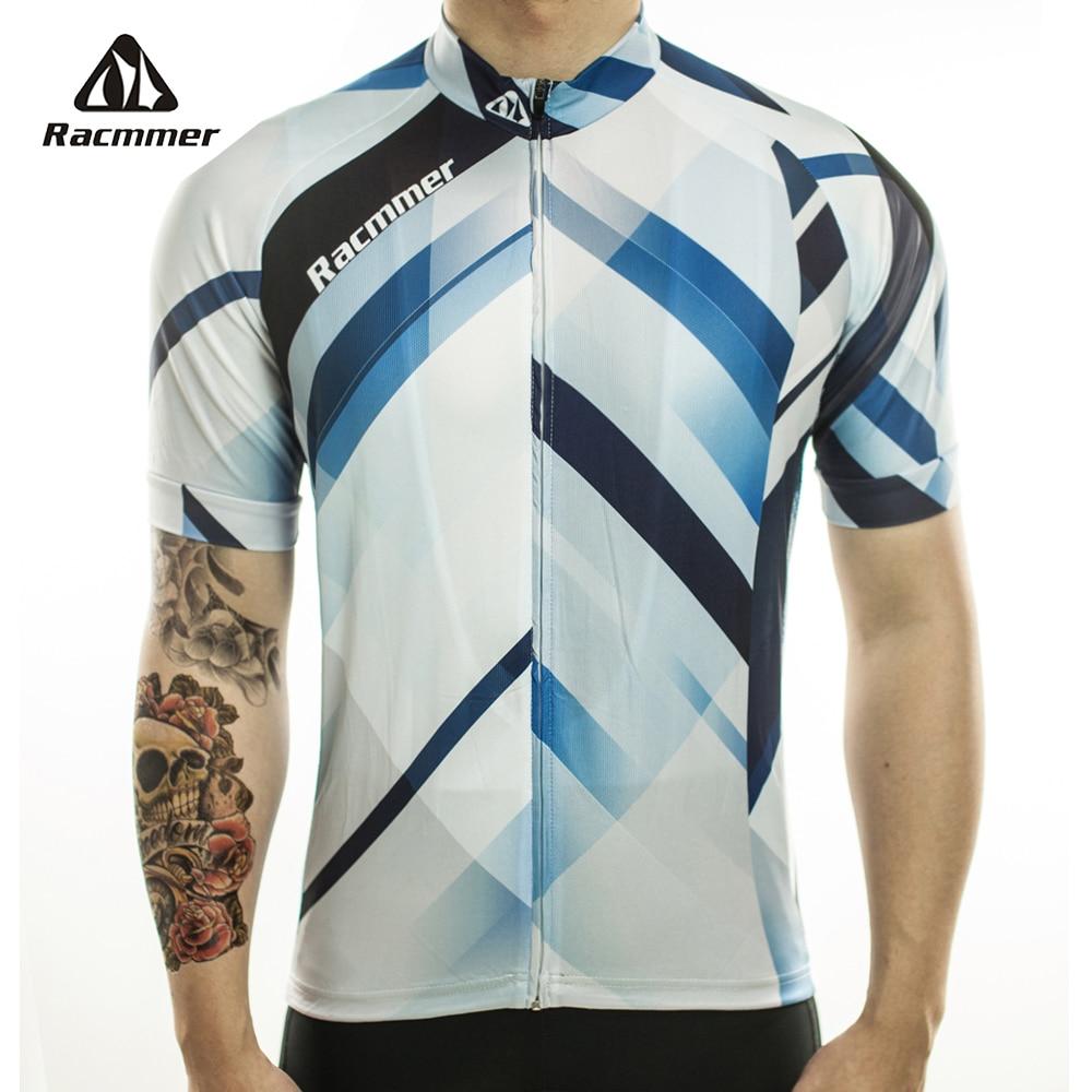 Prix pour Racmmer 2017 À Séchage Rapide à Vélo Jersey D'été Vtt Vélo Hommes Court Clothing Ropa Bicicleta Maillot Ciclismo Vélo Vêtements # DX-06