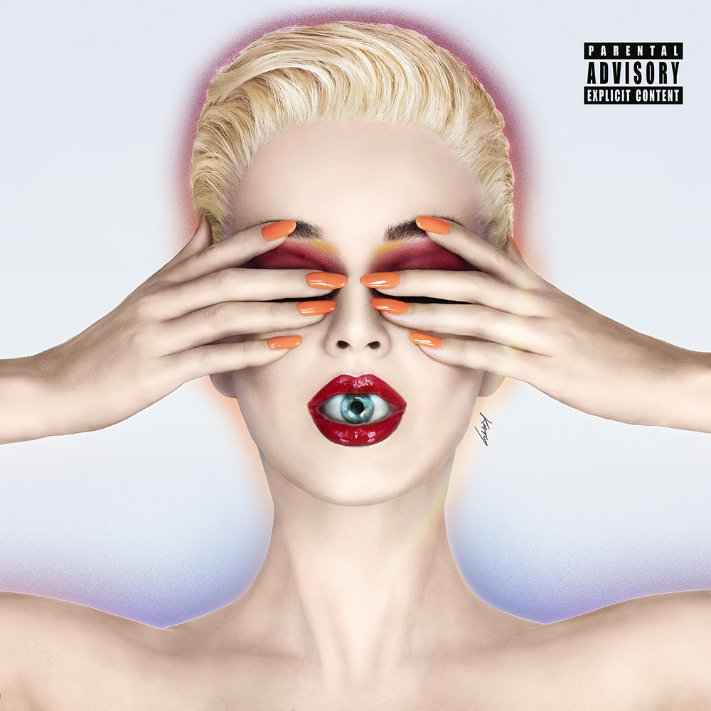 Katy Perry Witness - CD NEW- 15 songs 2017 New CD ...
