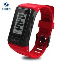 S909 Pulseira Smartwatch Relógio Inteligente Homens Esportes GPS Monitor de Freqüência Cardíaca de Fitness Rastreador IP68 À Prova D' Água Pulseiras Ios Android