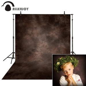 Image 1 - Allenjoy 写真の背景ブラウン肖像バレンタイン結婚式新年誕生日 photocall 背景 photophone 写真スタジオ