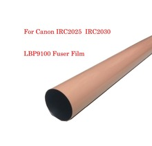 einkshop IRC2020 fuser film for canon IRC2025 IRC2030 LBP9100 For HP 5225 M750 M750dn Fuser film FM4-6228-Film 220v original fuser element for hp laser jet 5200 5035 heating elemnet for canon lbp3500 fuser heat unit remove from new machine