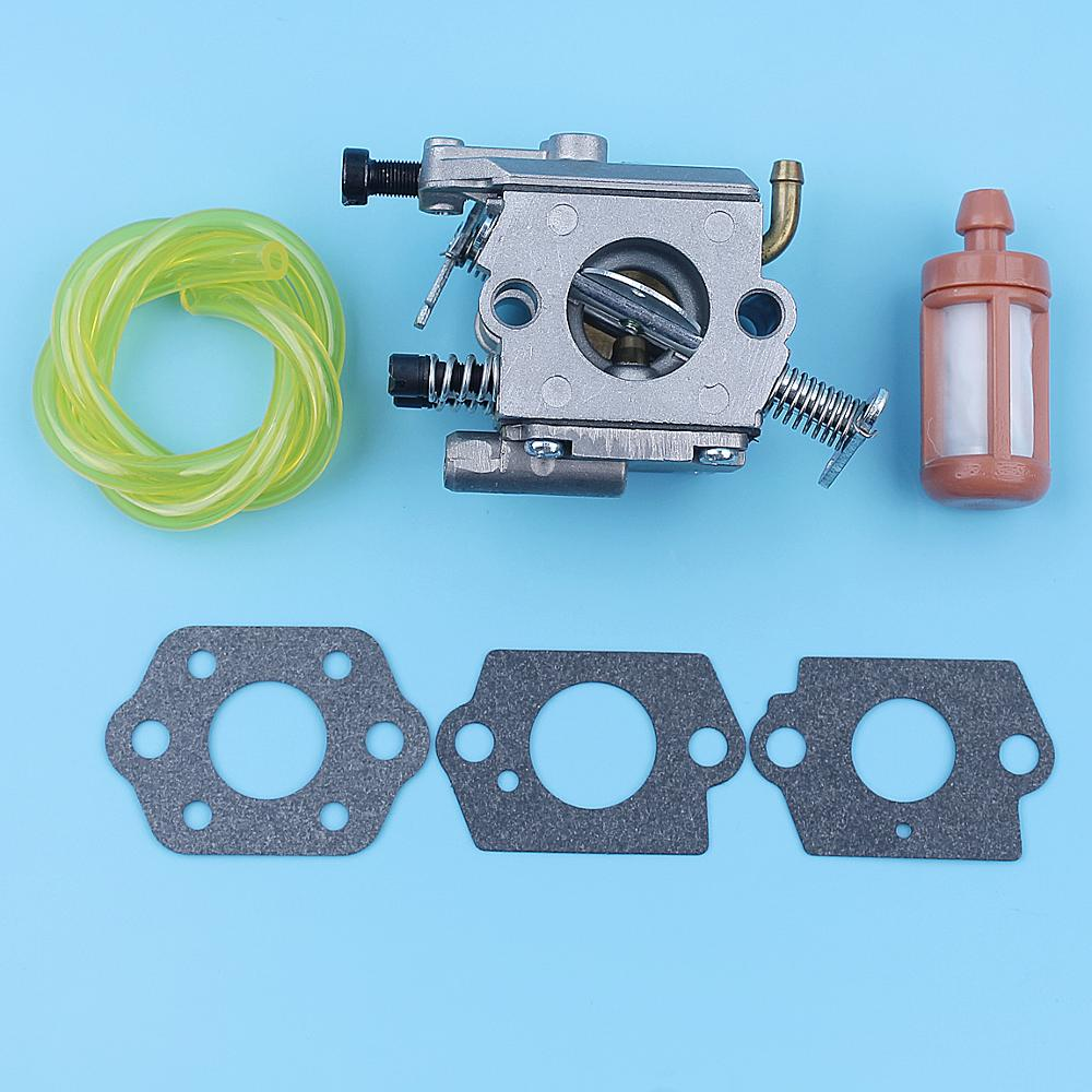 Carburetor Carb Gaskets Kit For Stihl MS200 MS200T 020T MS 200 MS 200T Chainsaws Fuel Line Filter 1129 120 0653 Replacement Part