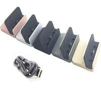 USB 3.1 Type C Opladen Dock Station Cradle Charger Stand Houder + USB kabel voor lg g5 meizu pro 5 6 lumia 950 xiaomi htc 10