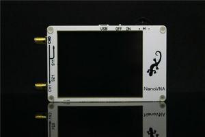 Image 1 - 2.8 inch LCD NanoVNA VNA HF VHF UHF UV Vector Network Analyzer Antenna Analyzer + PC Software + Battery