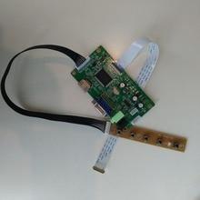 "Placa de controlador de LED EDP LCD HDMI VGA para 13,3 ""B133HAN02.0 B133HAN02.1 1920×1080 PANEL monitor de pantalla"