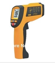 Free Shipping IR Thermometer GM 1350 Temperature With Laser -18~1350 Degree Hot Sale