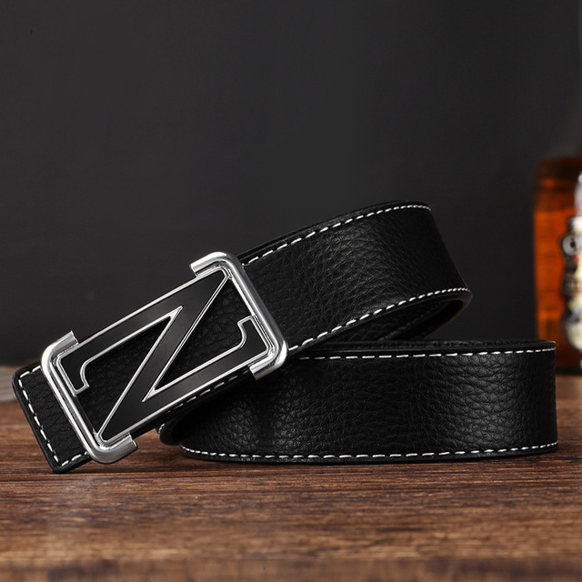 Famous Brand Belt Men 100% Good Quality Cowskin Genuine leather Luxury Leather Men's Belts for Men belt for women free shipping