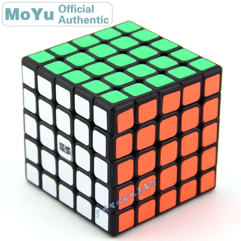 MoYu AoChuang 5x5x5 Cube magique 5x5 Cubo Magico professionnel vitesse néo Cube Puzzle Kostka Antistress Fidget jouets pour enfants