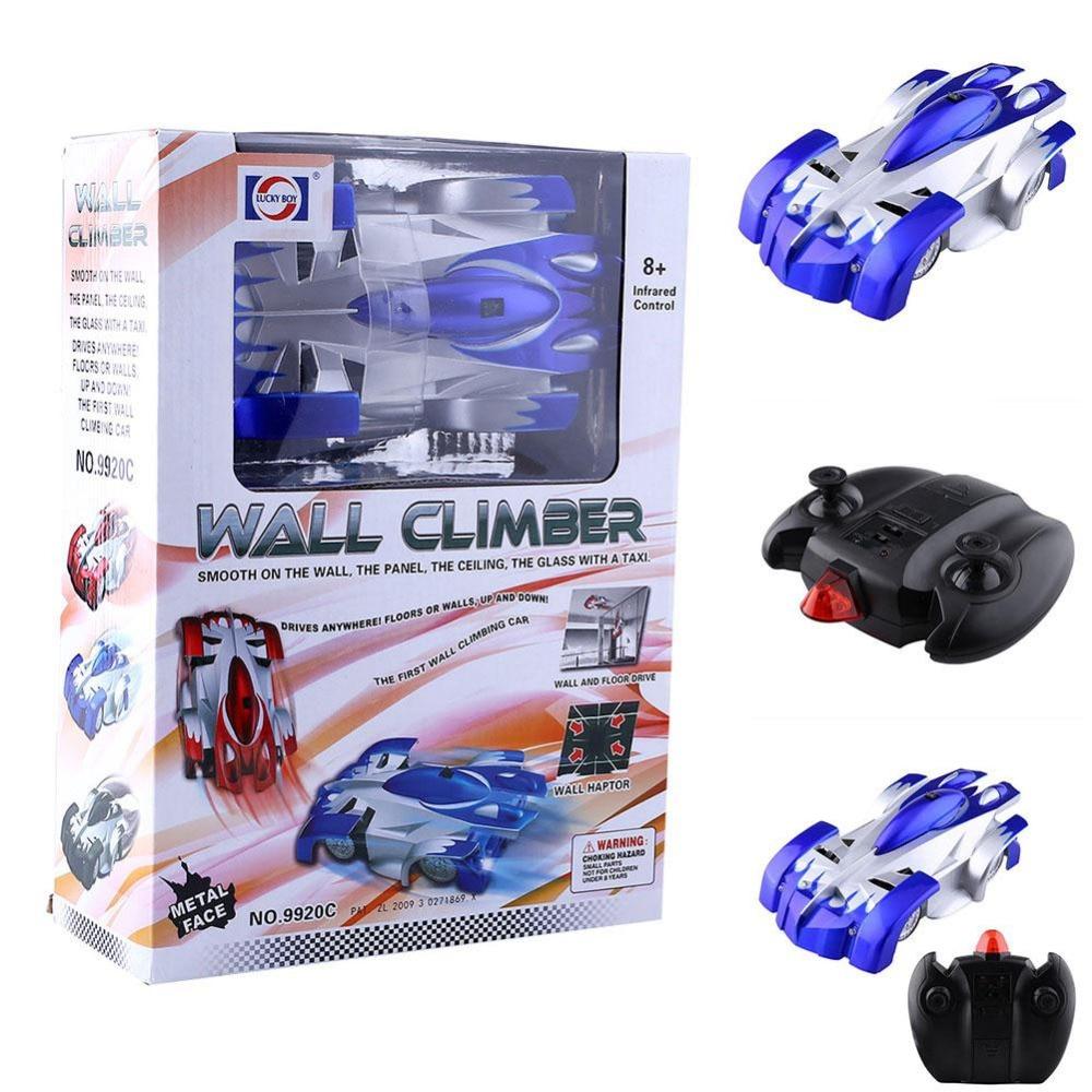 Creative Wireless Remote Control Car Spin/Jump/Wheelie Speed Stunt Gift