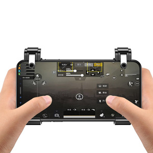 Image 2 - PUBG controlador de juego para móvil Gamepad Pubg móvil gatillo L1R1 Botón de apuntar botón de disparo joystick disparador Game Pad