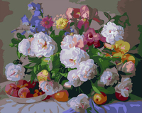 Unique Gift Framless New Digital Oil Painting On Canvas Painting By Numbers Decorative Picture 40 50