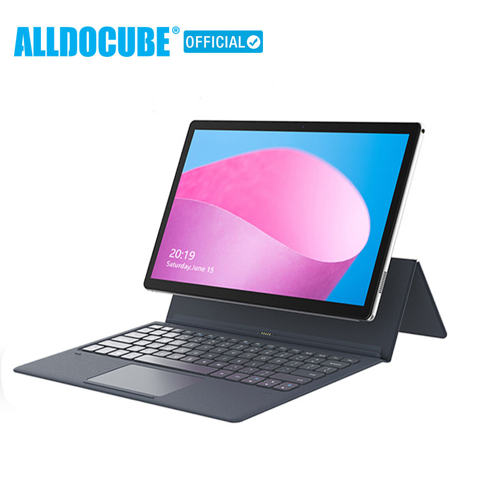 ALLDOCUBE Nuvision 2-in-1 Detachable Tablet With Keyboard 11.6 Inch 1920*1080 IPS Windows Tablet PC 4GB Ram + 64GB ROM