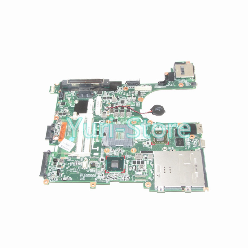 NOKOTION original For HP Elitebook 8570P Laptop 686970-001 Main board DDR3 with graphics card full test new original laptop graphics video card board a8 atim vga board 08g28ar0120i nezvg1000 a11 216qmaka14fg 100