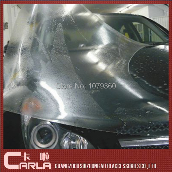 Clear transparent car paint protective flexible uv for Car paint protection film cost