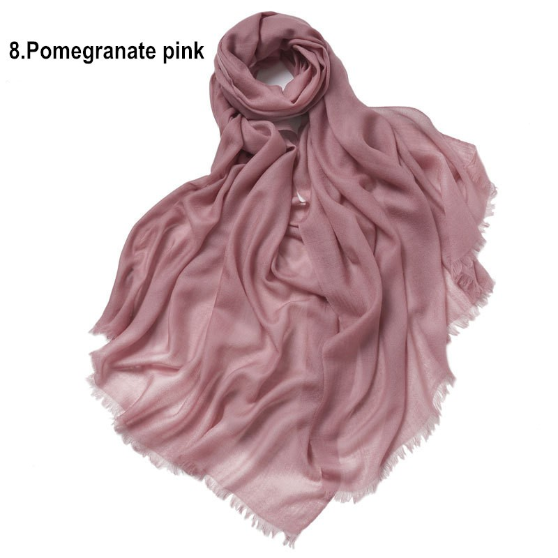 8. Pomegranate pink
