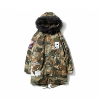 2017 Men Jacket Winter Casual Coat Men Winter Coat Army Green Jacket Men Thick Warm Lover