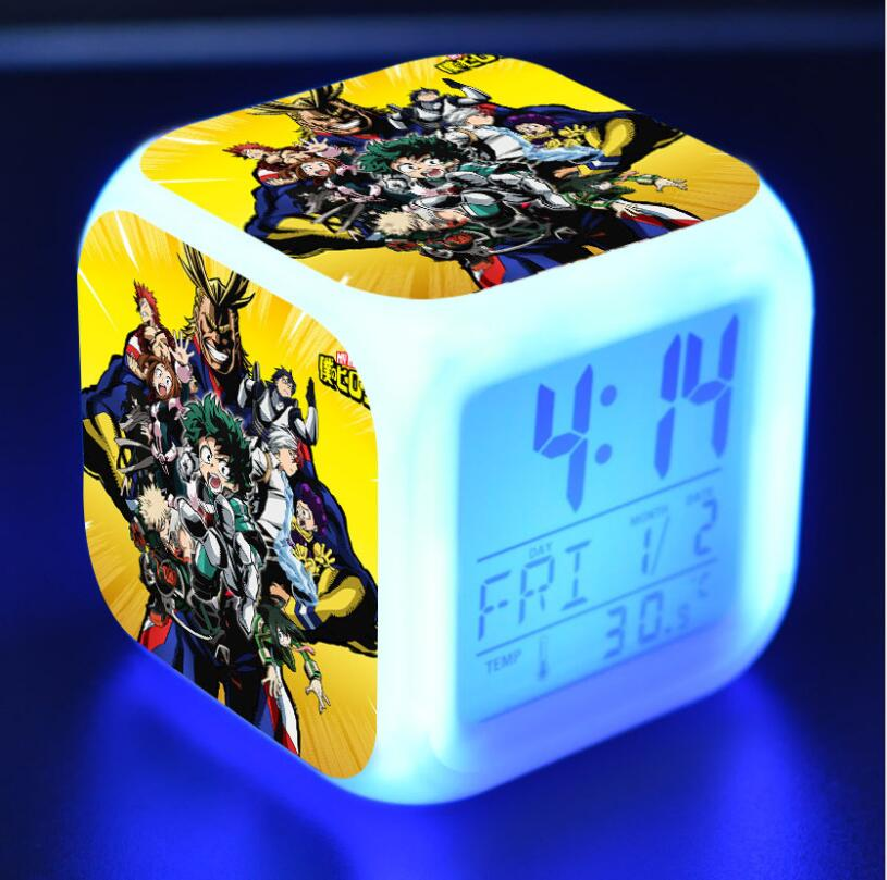 Light Alarm My Hero Academia 6