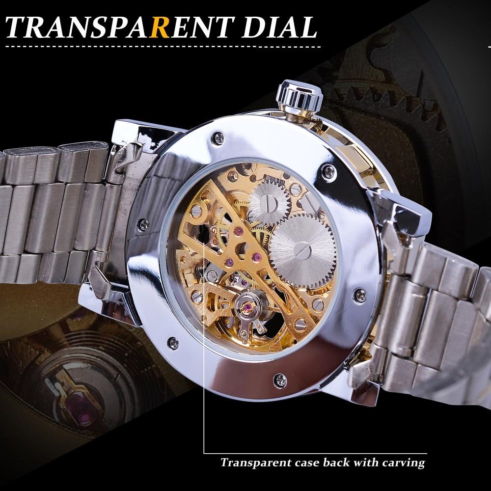 HTB1avv1ah2rK1RkSnhJq6ykdpXaE Winner Transparent Fashion Diamond Luminous Gear Movement Royal Design Men Top Brand Luxury Male Mechanical Skeleton Wrist Watch