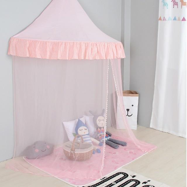 Neue mond design rosa farbe kinder spiel zimmer kinder spielhaus ...
