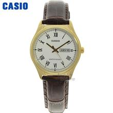 Casio watch Simple fashion sports comfortable student watch LTP-V002D-7A LTP-V006D-1B LTP-V006D-2B LTP-V006D-4B LTP-V006D-7B