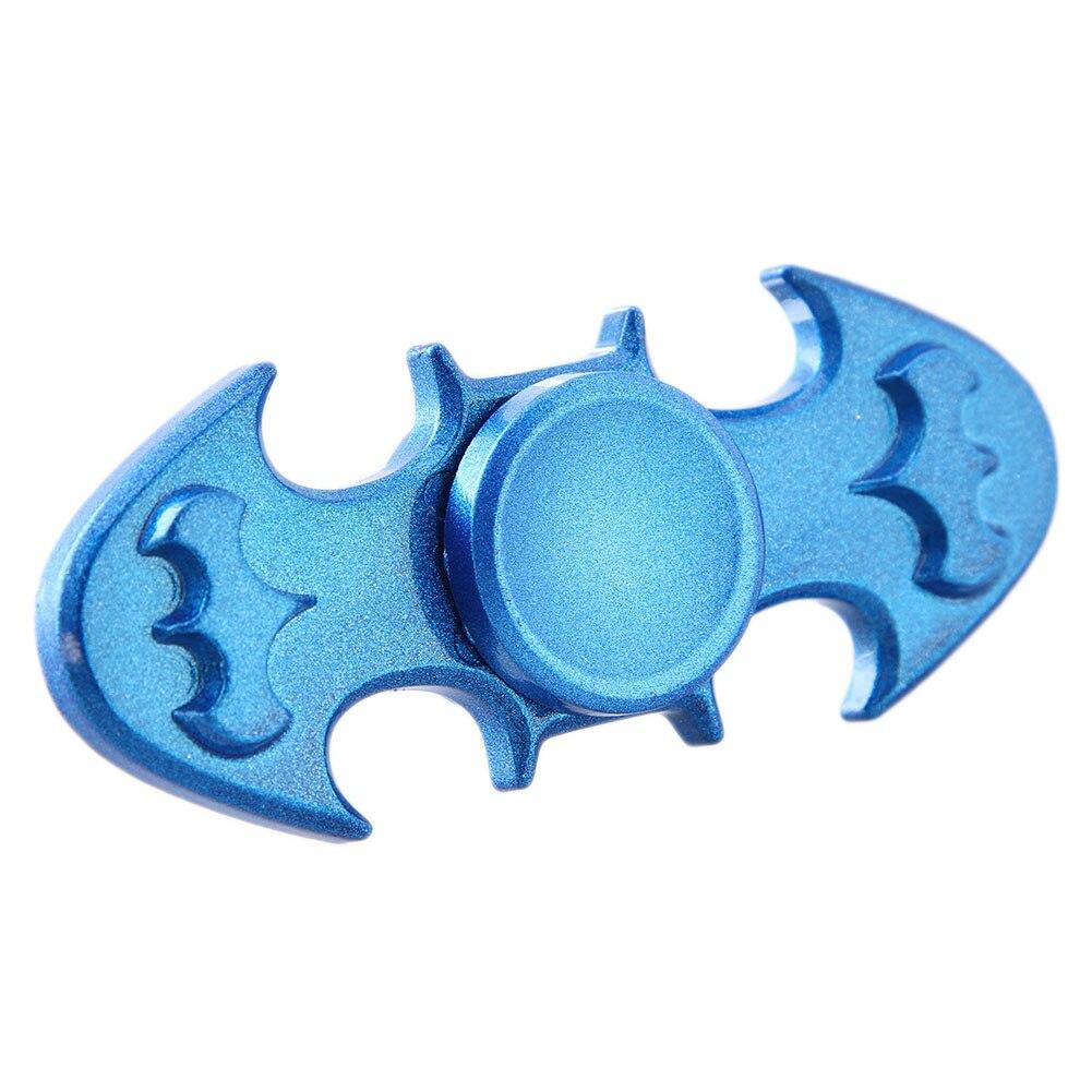 Colors Spinner Hand Fidget Stress Cube Bat Spinner Fidget Plastic EDC Spinner Fidget Toy Adults Focus Anti Stress Gifts