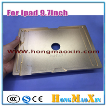Perfect Metal Mold OCA film Laminating Positioning Mould for ipad 6 Air 9.7 12.9 LCD Outer Glass Alignment For Apple Pro 2 Mold