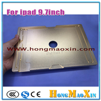 Aluminum Metal Mold OCA Film Laminating Positioning Mould For Ipad 6 LCD Outer Glass Alignment For