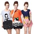 Горячие Продажа 2017 Лето женщины беременные dress women dress беременная мода dress Костюм спальный юбка Большой размер 16 стиль R094